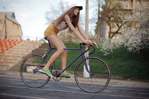 【通勤・通学に超おすすめ?】自転車ダイエットの足痩せ効果がやばい?効果倍増する方法って?